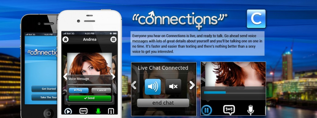 Connections UK App