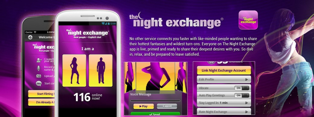 Night Exchange App